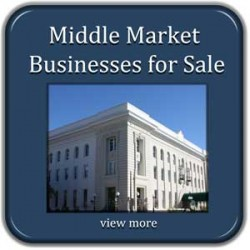 Middle Market Businesses for Sale